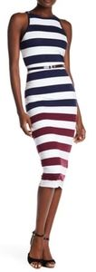 Ted Baker New Yumi Rowing Stripe Bodycon Dress 8